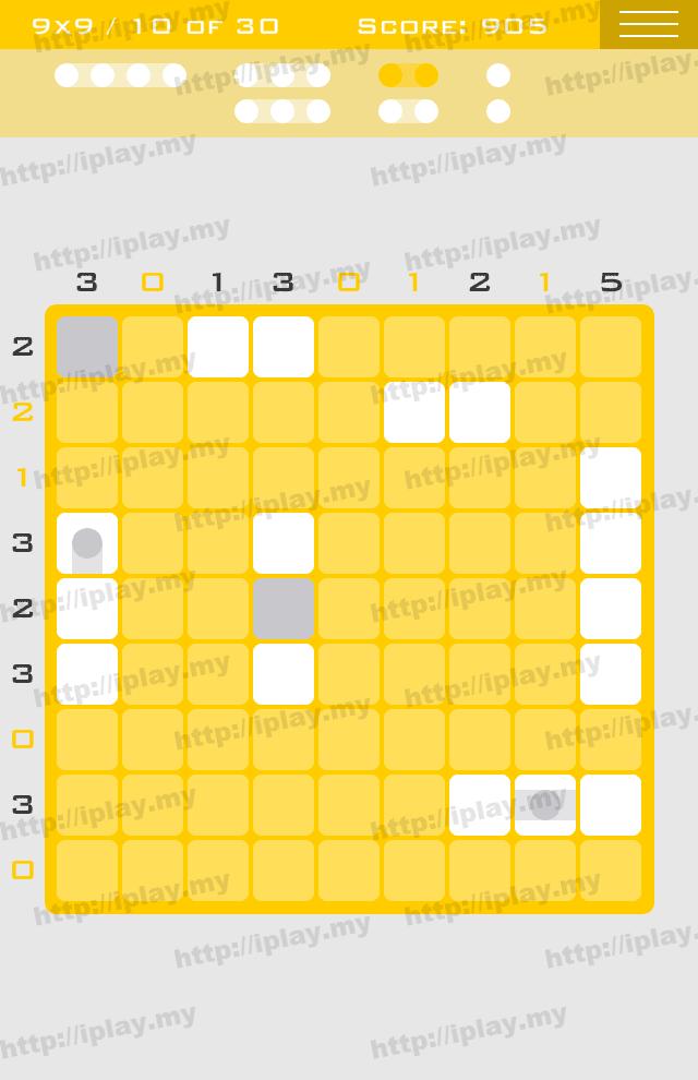 Logic Dots 9x9 - 10