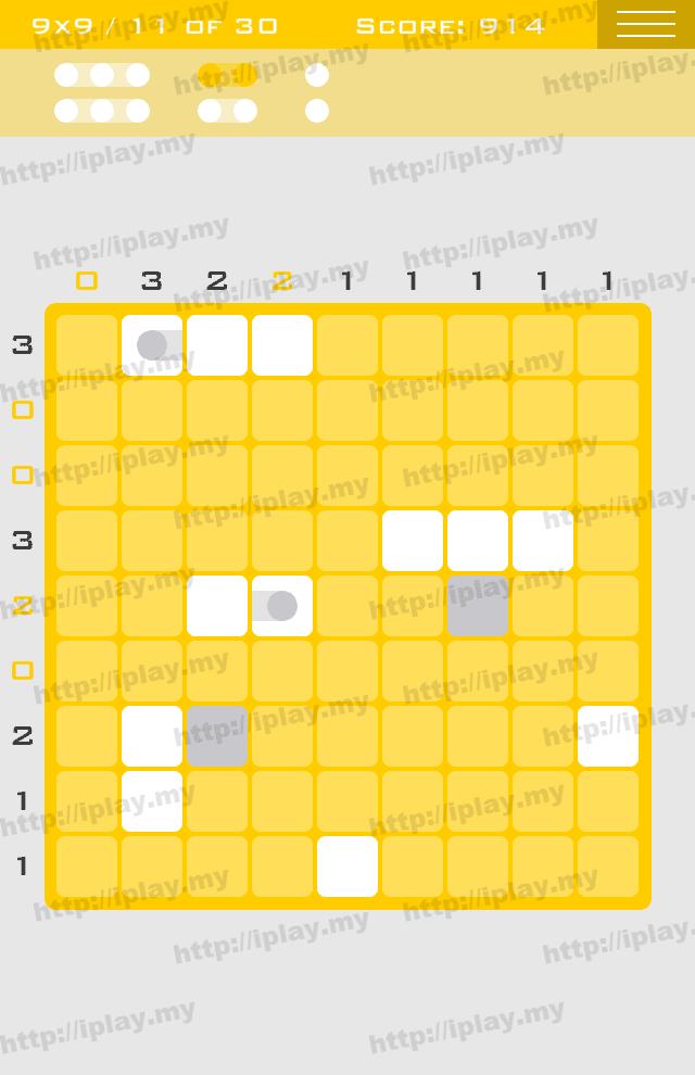 Logic Dots 9x9 - 11