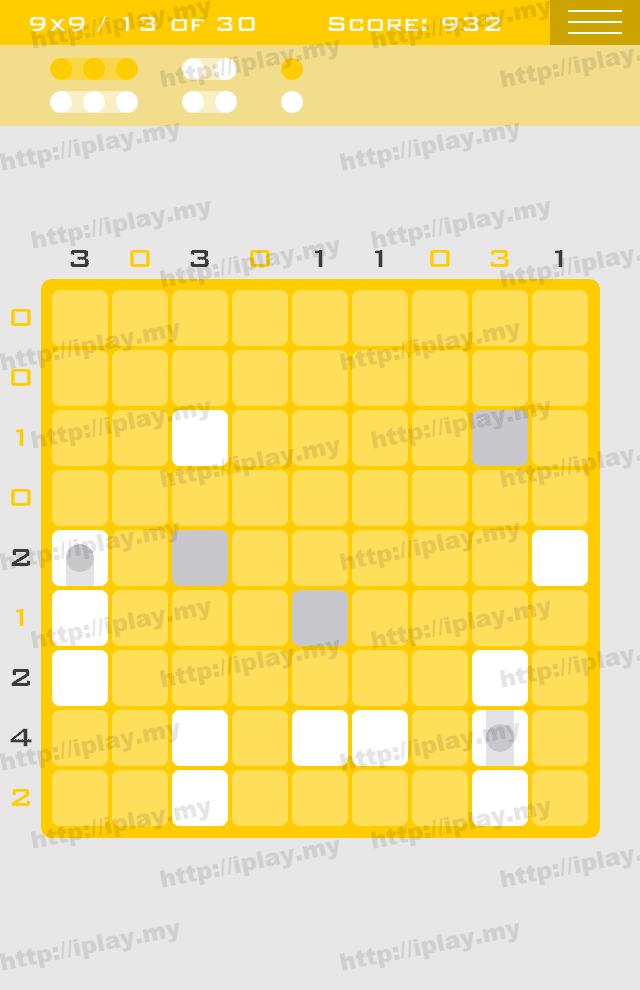 Logic Dots 9x9 - 13