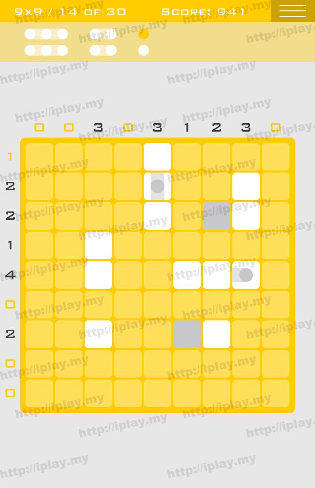 Logic Dots 9x9 - 14