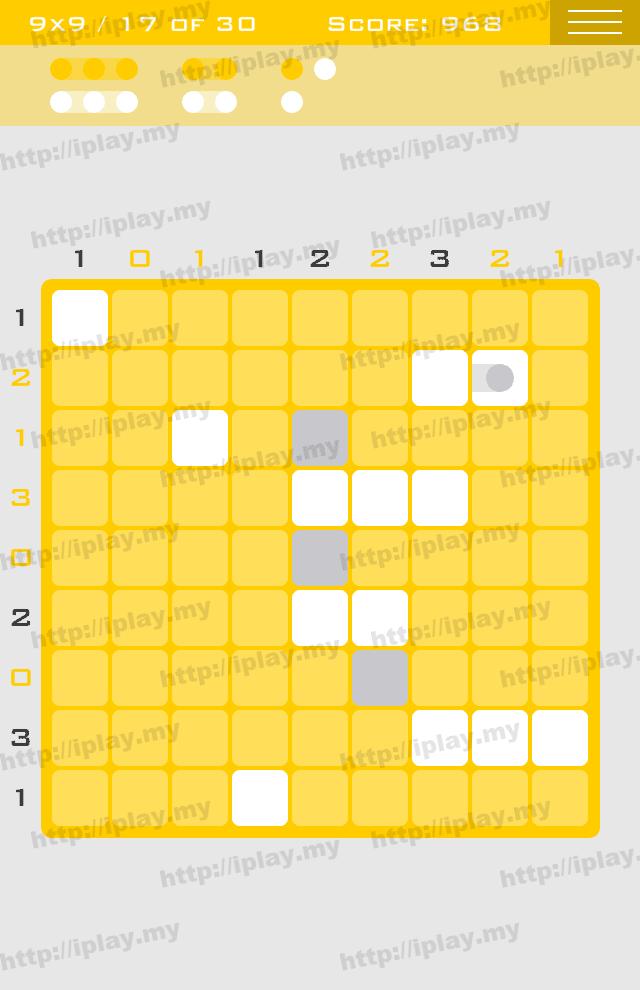 Logic Dots 9x9 - 17