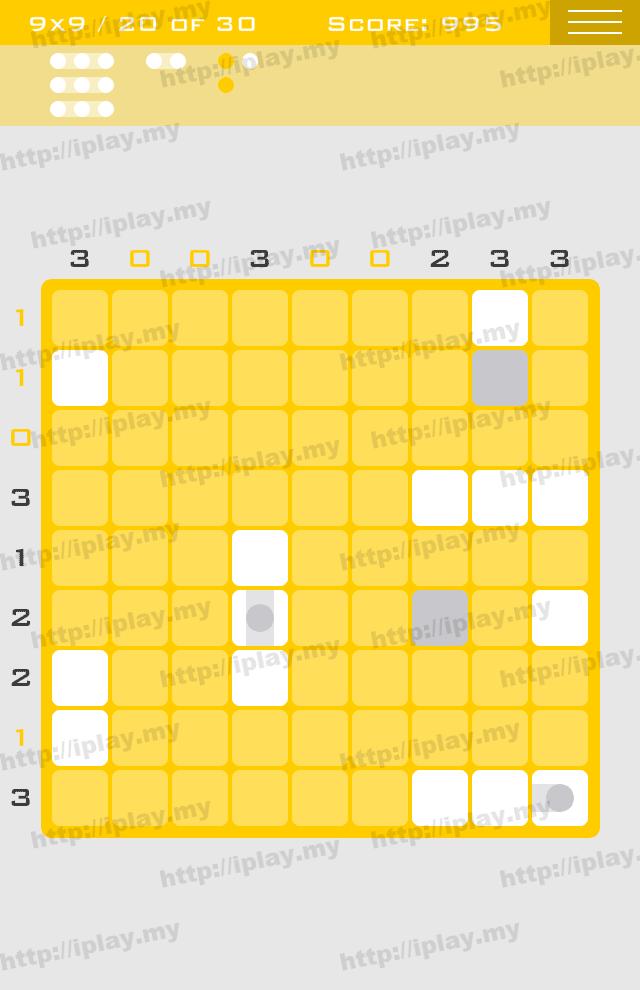 Logic Dots 9x9 - 20