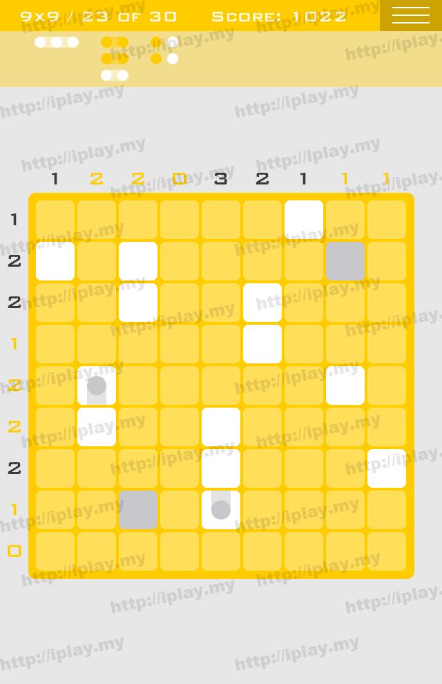 Logic Dots 9x9 - 23