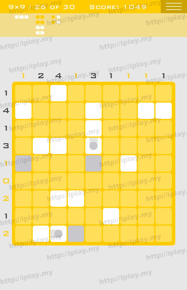 Logic Dots 9x9 - 26