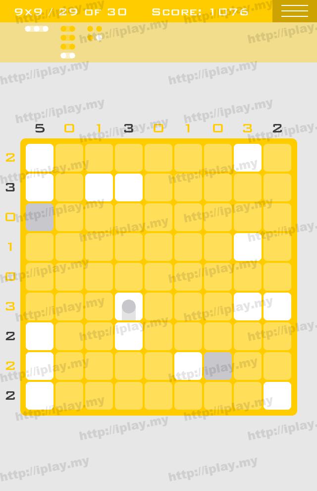 Logic Dots 9x9 - 29